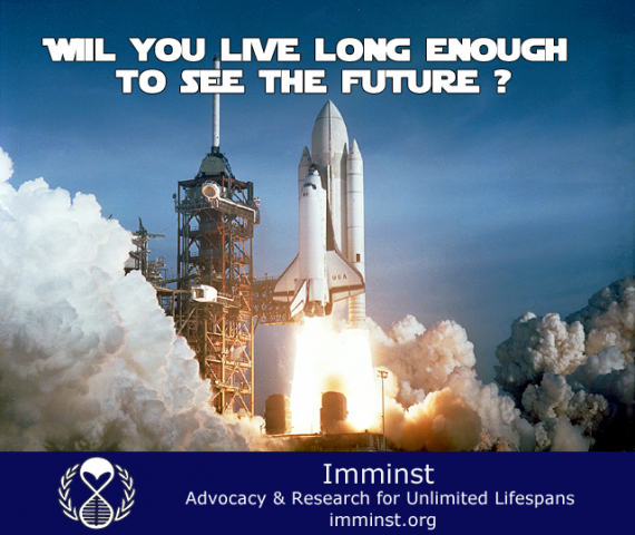 Will you live long enough to see the future?