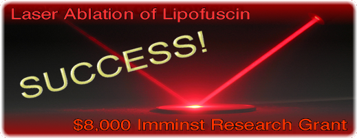 laser ablation of lipofuscin unlimited lifespans research project success.png