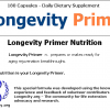 Longevity Prime label