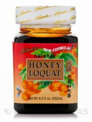 hans honey loquat syrup 85 Oz By prince Of peace