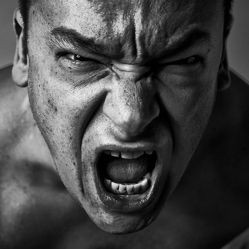 Anger and aging